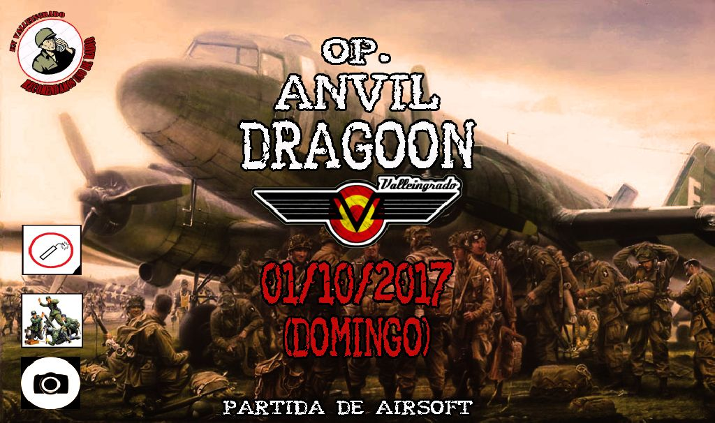 OP.Anvil Dragoon (Domingo)